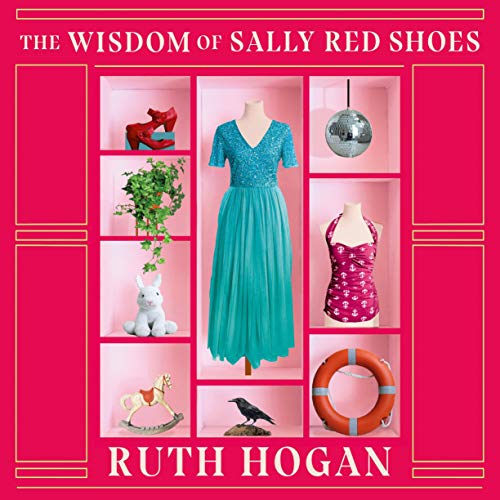 The Wisdom of Sally Red Shoes cover art