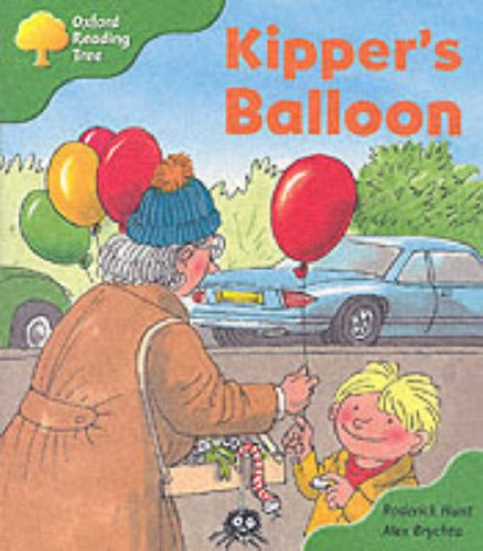 Oxford Reading Tree: Stage 2: More Storybooks: Kipper's Balloonの詳細を見る