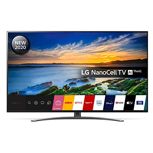 "LG 49NANO866NA 49"" 4K Ultra HD NanoCell Smart TV"