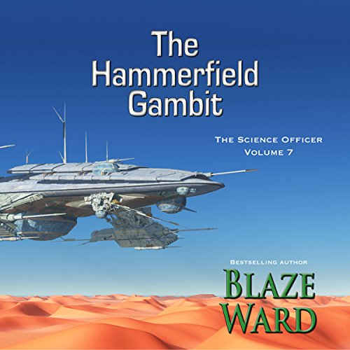 The Hammerfield Gambit audiobook cover art
