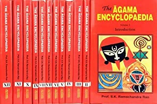 The Agama Encyclopaedia 12 Volume Set Revised and Enlarged Edition of Agma Kosa by S.K. Ramachandra Rao (2005-12-31)