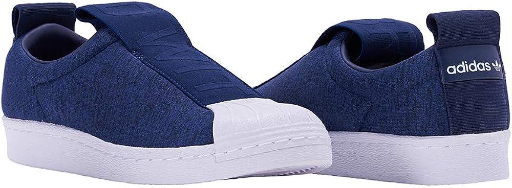 adidas Superstar Slip on W, Chaussures de Gymnastique Femme Nobink Ftwwht Legging