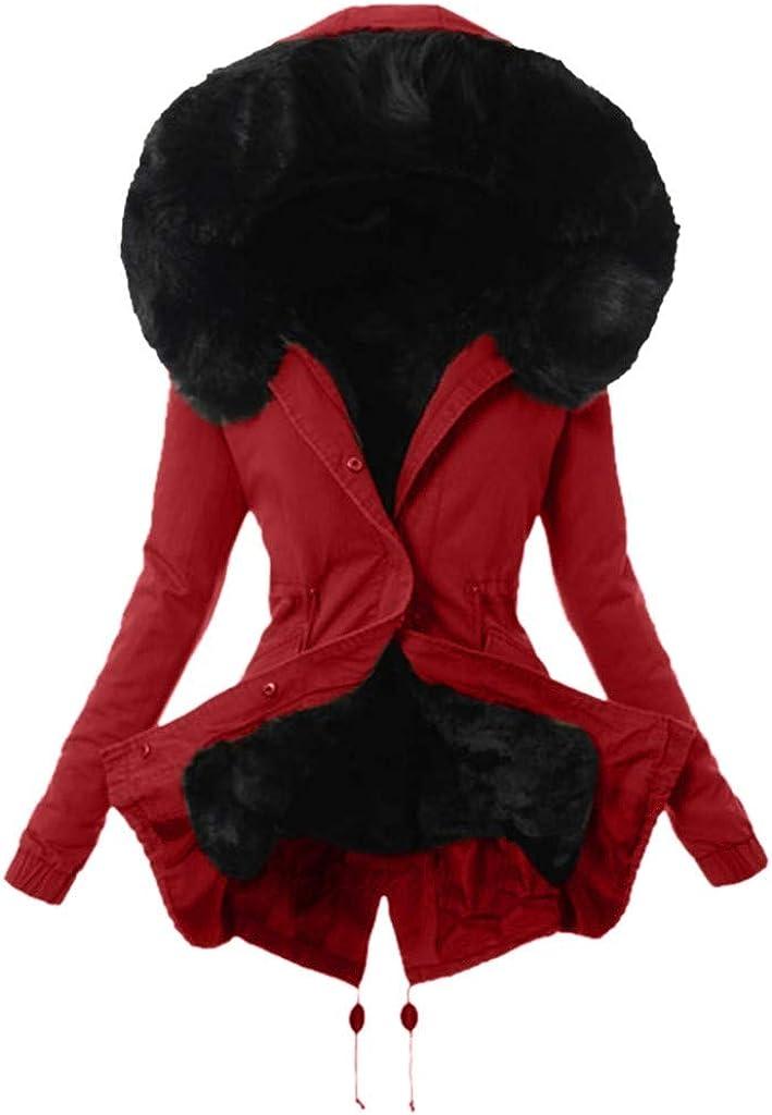 LISTHA Long Coat Hooded 2021new shipping free Outwear Women S Lining Winter Cheap SALE Start Fur Jacket