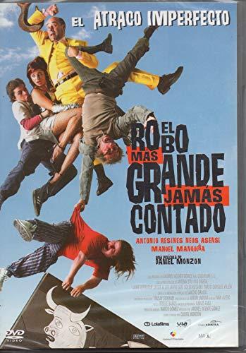 El_robo_más_grande_jamás_contado [Reino Unido] [DVD]