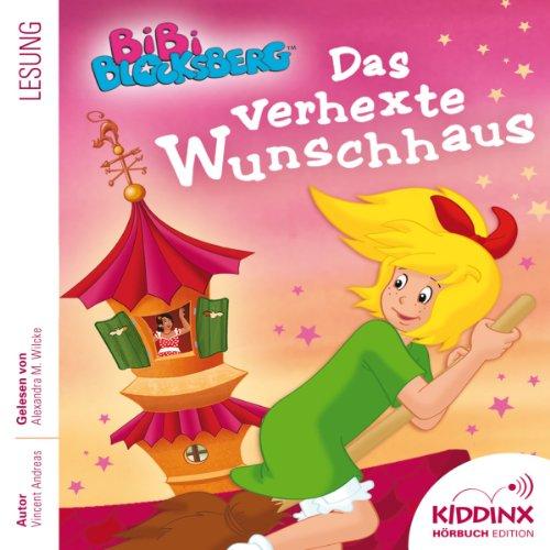 Das verhexte Wunschhaus audiobook cover art