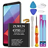 Battery for LG G6, Upgraded ZURUN 3700mAh Li-Polymer BL-T32 Battery Replacement for LG G6 H872 H870 H871 VS998 LS993 with Repair Screwdriver Tool Kit [2 Year Warranty]