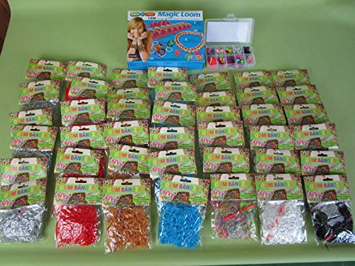 Loom Magic Sortiment (Preis Gilt für das komplette Paket !!)