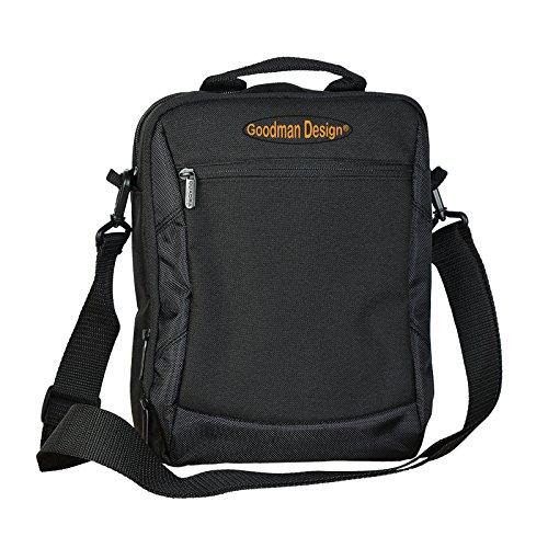 iPad Case Umhängetasche Buissnes Tasche Tragetasche Tablet Tasche Reisetasche für Tablets Goodman Design