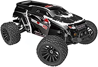 Redcat Racing Terremoto-10 V2 Brushless Electric SUV (1/10 Scale), Black