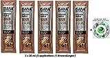 ISANA - Tratamiento profesional para el cabello, color marrón y marrón brillante, 5 x 20 ml