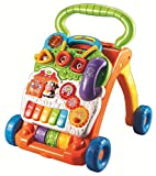 VTech Baby - Correpasillos andandín 2 en 1, andador de bebé interactivo,...