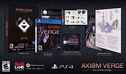 Axiom Verge: Multiverse Edition - PS4