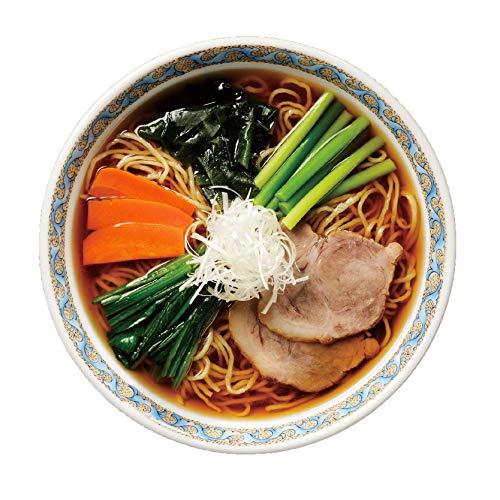 高砂食品 青森にんにくラーメン 醤油味 家庭用10食入り(5食×2パック) 半生麺【常温保存可能】
