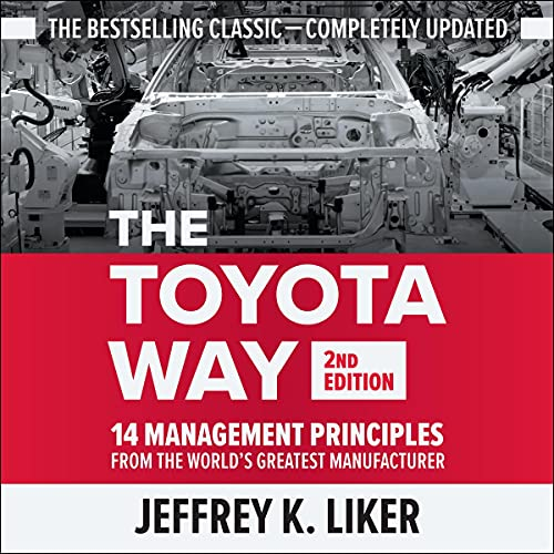 The Toyota Way (Second Edition) cover art