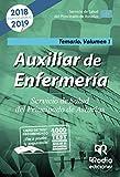 Auxiliar de Enfermería. Servicio de Salud del Principado de Asturias. Temario Volumen 1