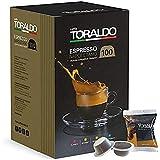 Caffè Toraldo Scatola Capsule Compatible Bialetti Gourmet Napoletano Caffè Espresso - 10...