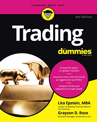 Trading For Dummies, 4th Edition (For Dummies (Lifestyle))
