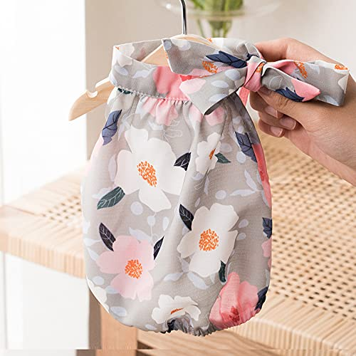 Xingang Linda ropa floral de verano cómodas camisas de verano suministros para mascotas para razas pequeñas cachorro gato