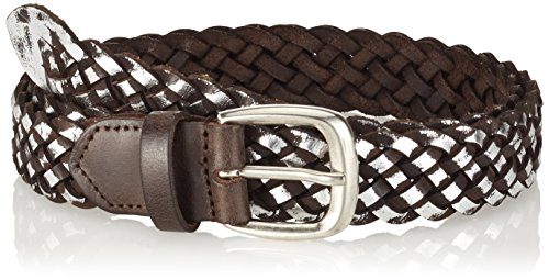 BRAX Damen Style Damengürtel Gürtel, DARK BROWN, 100