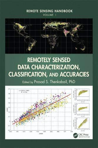 Download Remote Sensing Handbook - Three Volume Set 1482218011