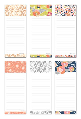 Notepads are inexpensive stocking stuffers for adults