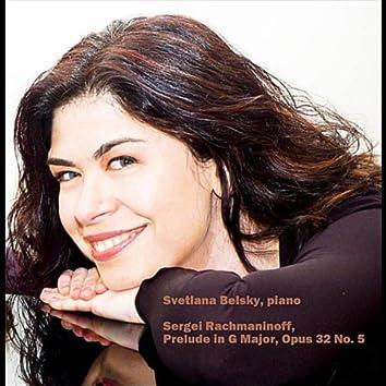 Prelude in G Major, Op. 32, No. 5