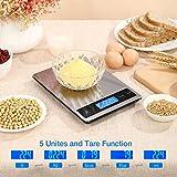 Zoom IMG-2 bilancia cucina digitale homever 15kg