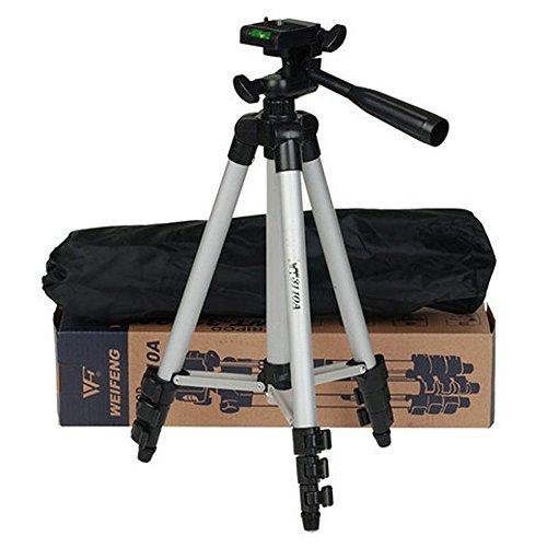 Treppiede staffa e supporto per DSLR Canon EOS 1300D 1200D 1100D 700D 600D 650D 550D 60D 70D SX50SX60SX30