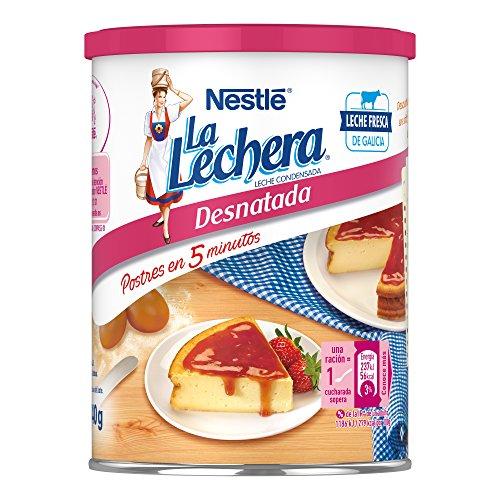 Nestlé - La Lechera - Latte condensato - Prepara deliziosi dessert o snack - 740 gr