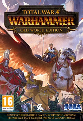 Total War: Warhammer Old World Edition (PC CD) - [Edizione: Regno Unito]