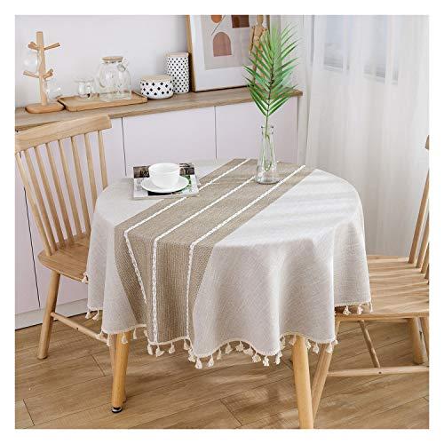 Table Cloth Nuevo Pequeño Ronda Mantel