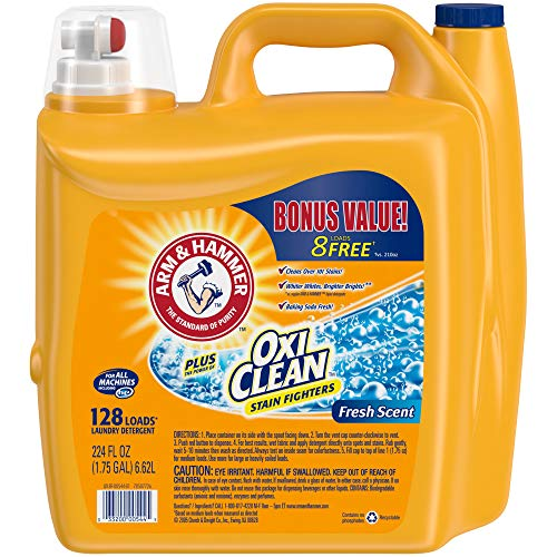 Arm & Hammer Laundry Detergent HUGE Bottle Price Drop