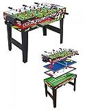 Tavolo Multigioco Sport One Mini Supertable - 4 Giochi in 1...