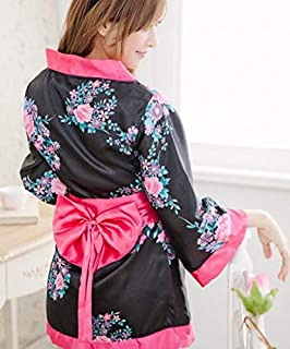 Ladies Underwear Japanese Kimono Robe
