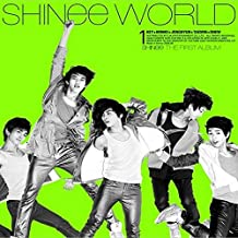 SM Entertainment Shinee - The Shinee World (1st Album) [A ver.] CD+Photo Booklet