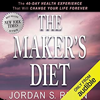 The Great Physician's Rx for Health and Wellness (Audiobook) by