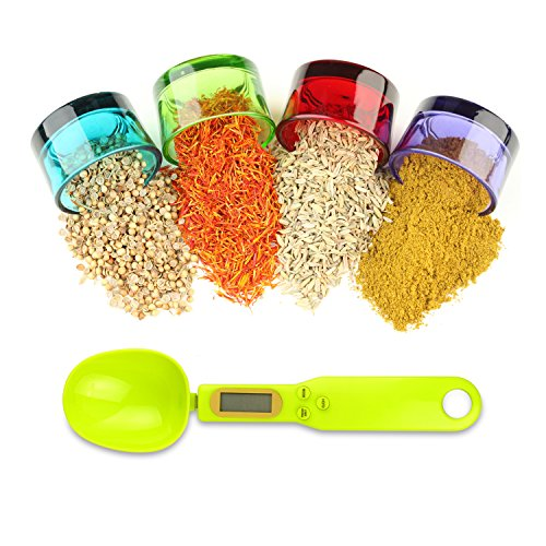 Báscula de cocina eléctrica, Salter báscula cocina con desmontable alimentos cuchara para...