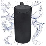 AUfers T-113 Portable & SplashProof Wireless Bluetooth Speaker Compatable with Mobile | Tablet |...