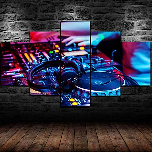LIVELJ Puzzle-DJ Controlador Mezclador de música/Enmarcado/
