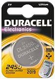 Duracell DL2450 Pila botón de litio, blíster de 1 unidad, 3 V