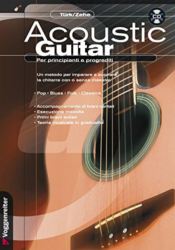 Acoustic Guitar - IT: Italian Edition/Italienische Ausgabe