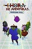 HORA DE AVENTURAS: NG 2 PRINCESAS PIXEL (Usa Infantil - Hora Aventuras)