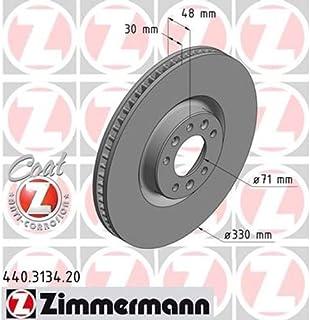 ZIMMERMANN Bremstrommel 440.3134.20