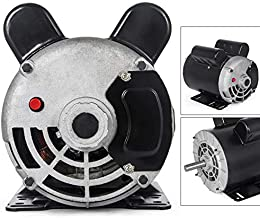 3HP SPL Electric Motor, Electric air compressor One/Single Phase 60Hz AC Motor for air Compressor 3480 RPM 5/8