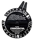 Best Tennis Strings - Tourna Unisex's METER-1 Stringmeter String Tension Tester, Black Review