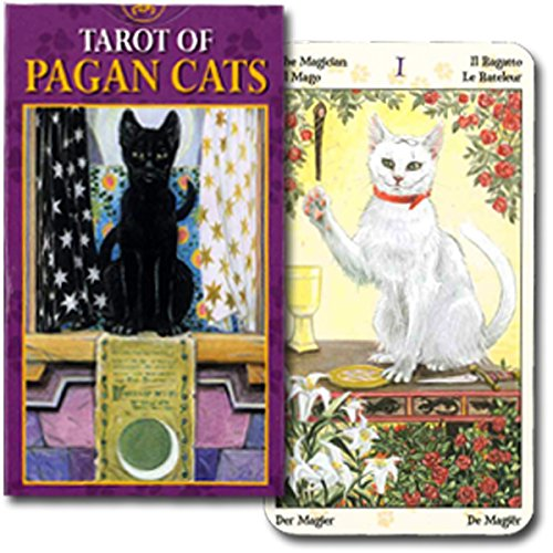 ロ・スカラベオ『Tarot of Pagan Cats』