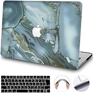 """OBOSOE Macbook Air 11 シェルカバー,汚れに強い 保護 で丈夫なア 軽量 耐衝撃 汚れに強い 保護 で丈夫なア 軽量 耐衝撃 プロテクターケース 専用 MacBook Air 11"""" A1370/A1465 + シリコンキー..."""