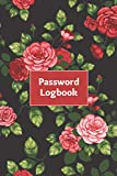 Password Logbook: Internet login and password notebook with alphabetical tabs