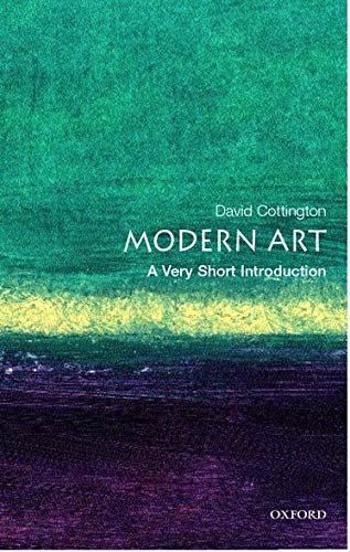 Modern Art: A Very Short Introduction (Very Short Introductions)