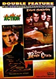 ZORRO W/ ALAIN DELON +THE COUNT OF MONTE CRISTO W / RICHARD CHAMBERLAIN[SLIM CASE] [DOUBLE FEATURE]